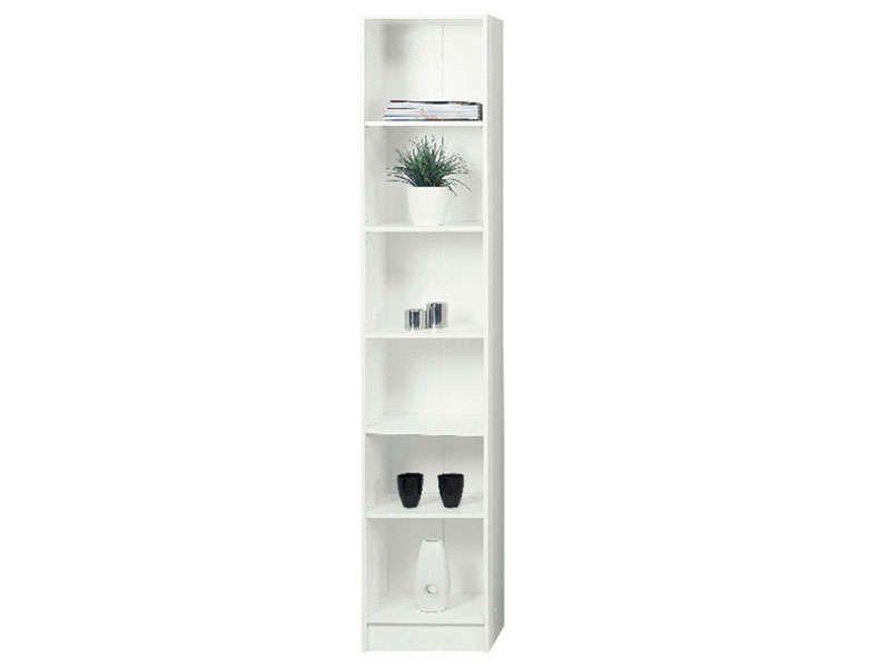 biblioth que dico coloris blanc vente de biblioth que. Black Bedroom Furniture Sets. Home Design Ideas