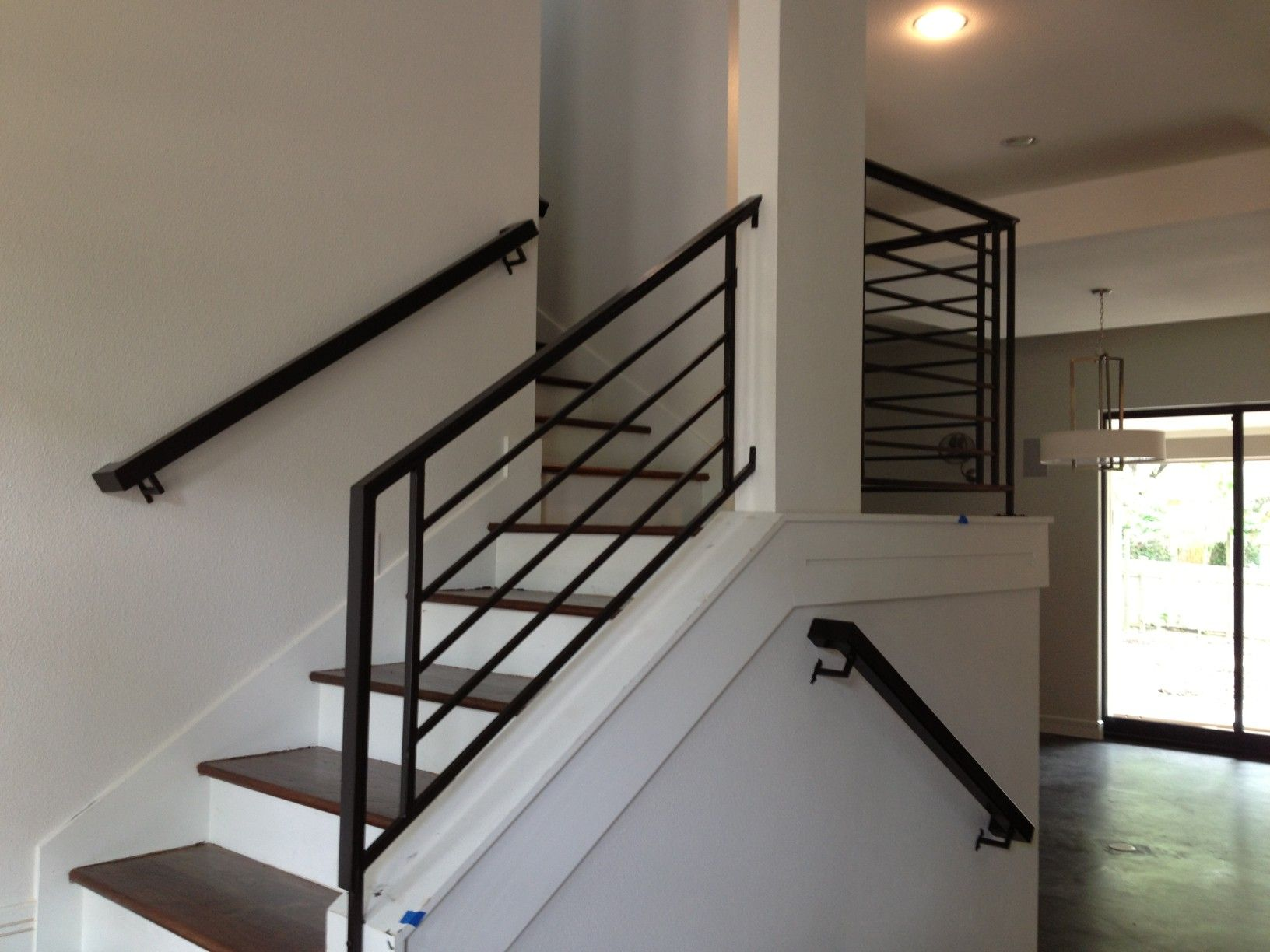 Best Interior Stair Balcony Rail 39Th St Railing Design 400 x 300