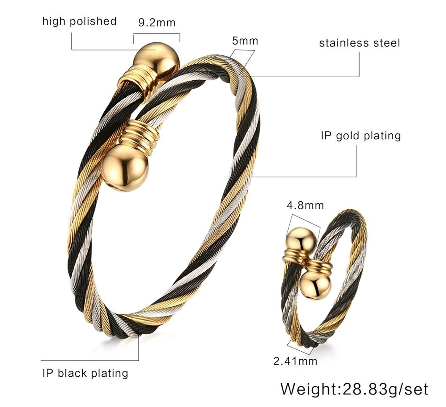 Two Silver Carbon Fiber Mesh Design Cuff links Gold Plated Backs Details about  /1 Pair