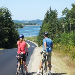 Top Bicycle Touring Routes In The Usa Bicycle Bike Tour Cycling