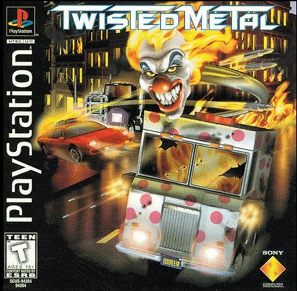 Today Is The 20th Anniversry Of The Release Of The First Twisted