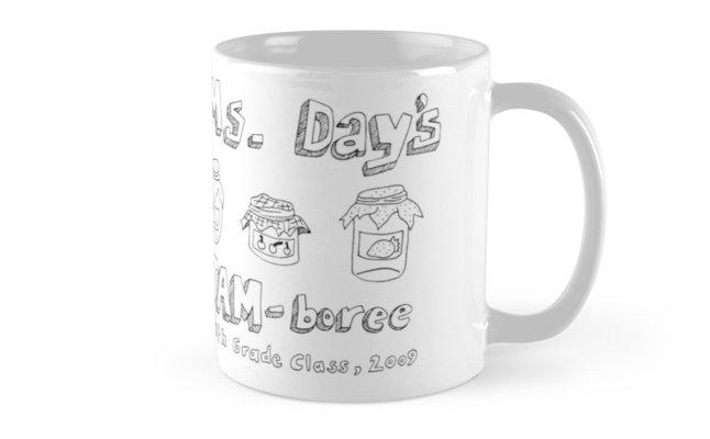 4d12a24fa03f Ms. Day's Jam-boree 2009 - New Girl Mug in 2019 | Products | Mugs ...