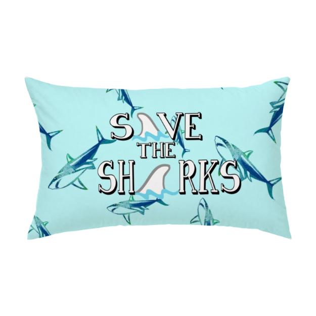 Shark Throw Pillow Assorted Sizes Pillows, Throw pillows
