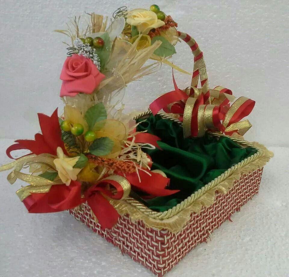 Bucket for gift item gifting trays pinterest gift trousseau bucket for gift item wedding hamperbasket decorationdecorative negle Images