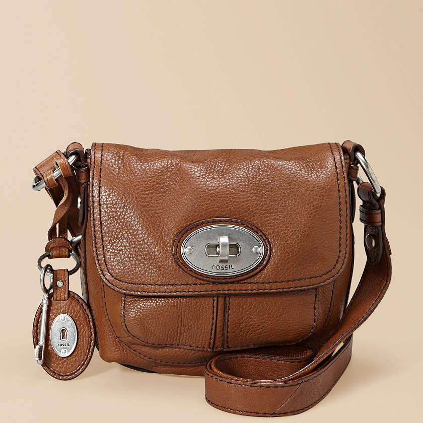 cdc6a30b4a60 fossil crossbody bag... I really do like the saddle bag look for a casual  purse