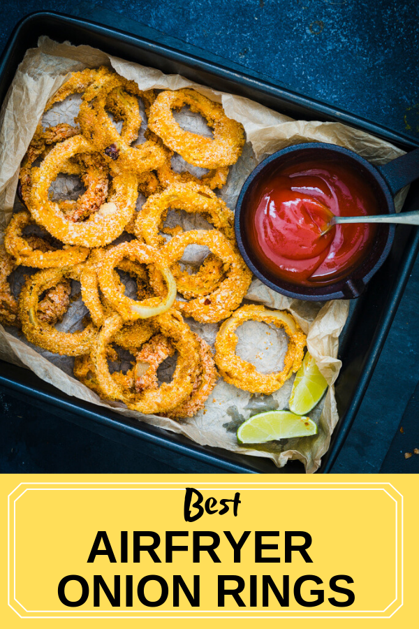 Air fryer onion rings how do you make onion rings in air