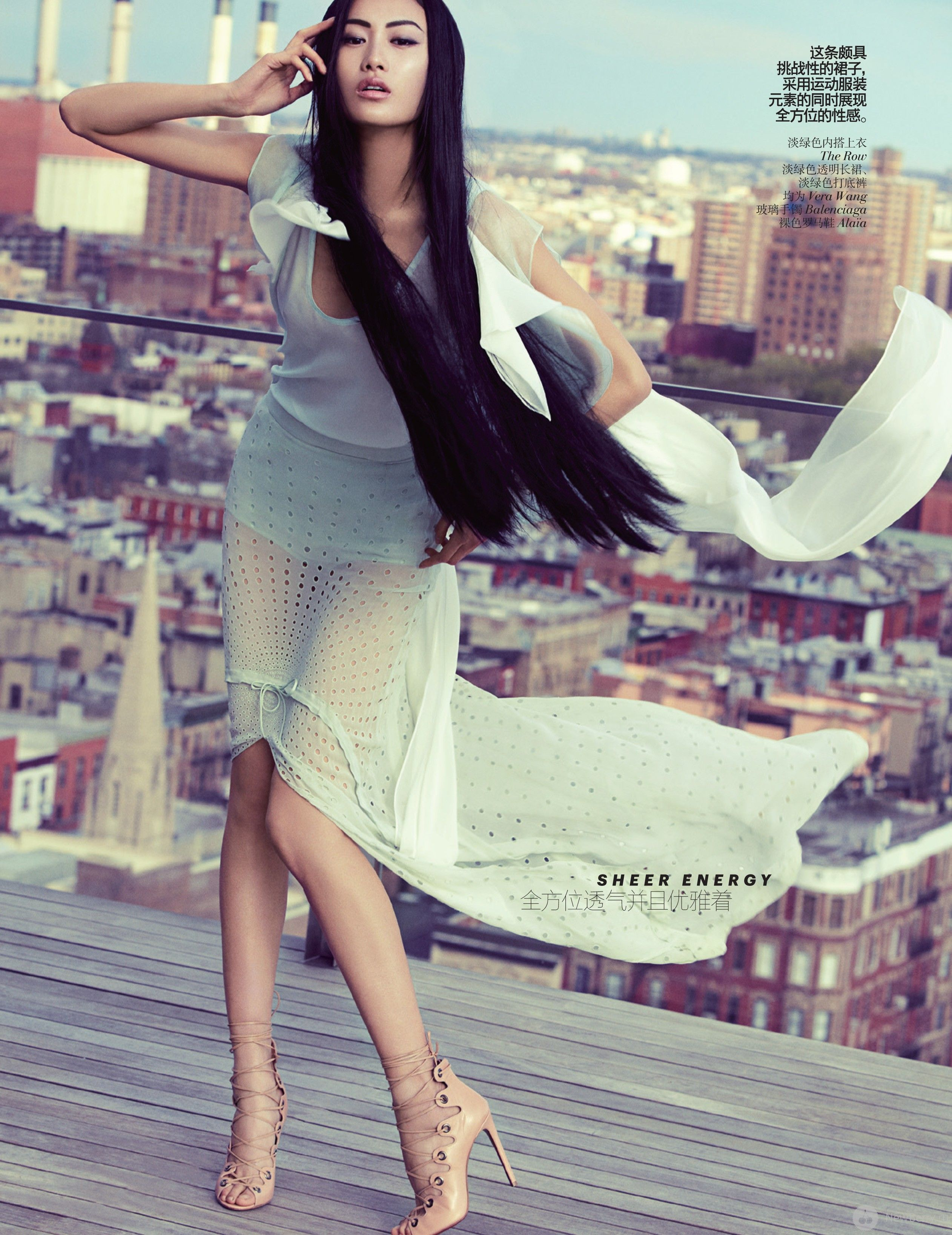Фотосеты felicia tang