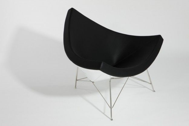Coconut Chair Inspired by the cracked part of a coconut, this is an - designer gartenmobel kenneth cobonpue