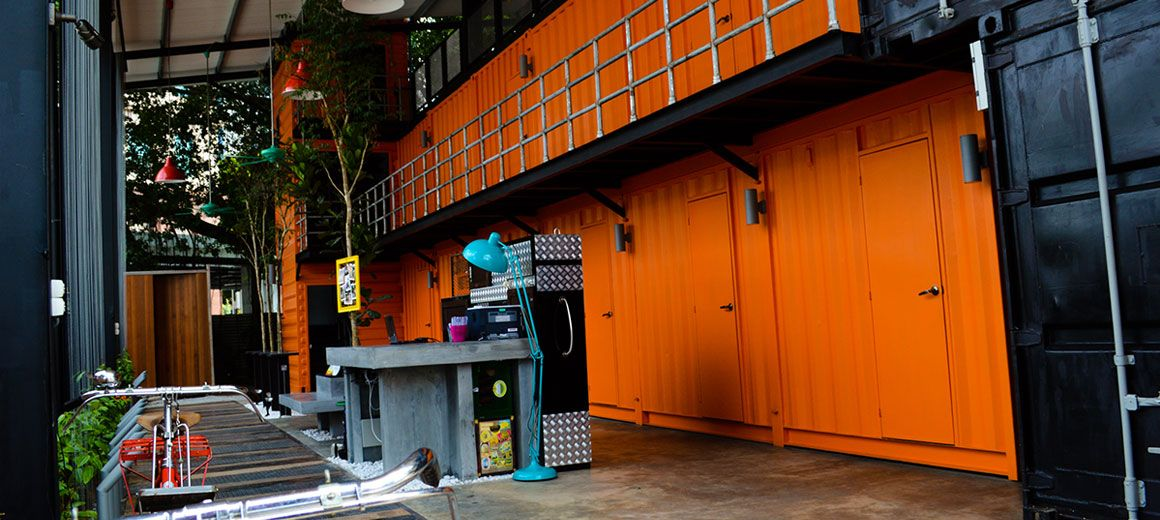 Official Website of Container Hotel Kuala Lumpur