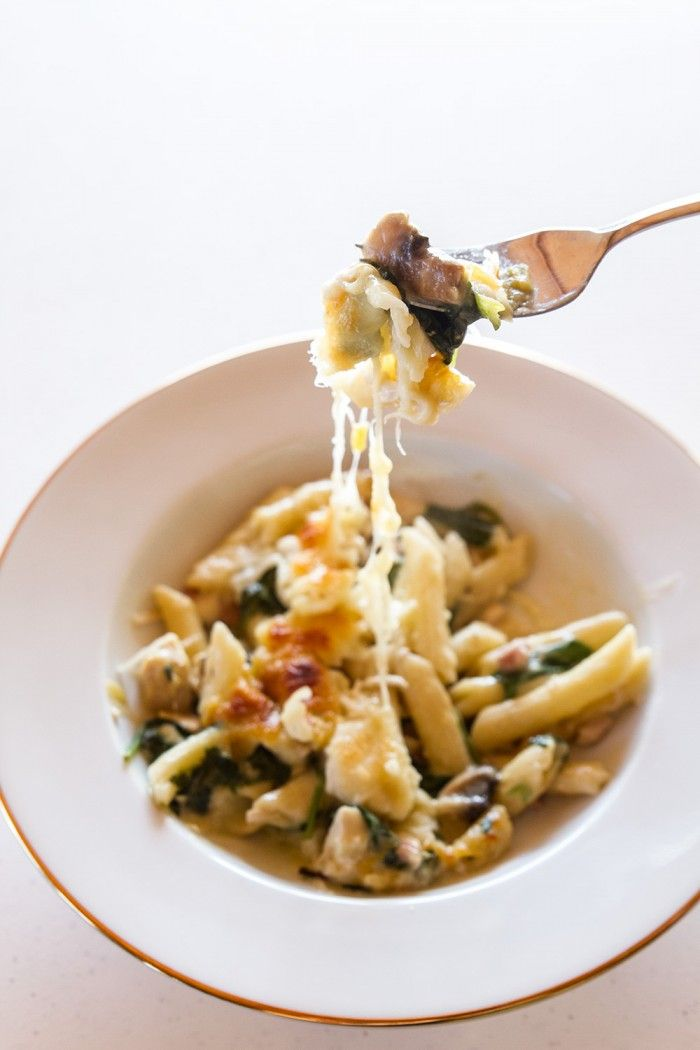 Chicken Tetrazzini Creamydelicious And So Easy To Make From