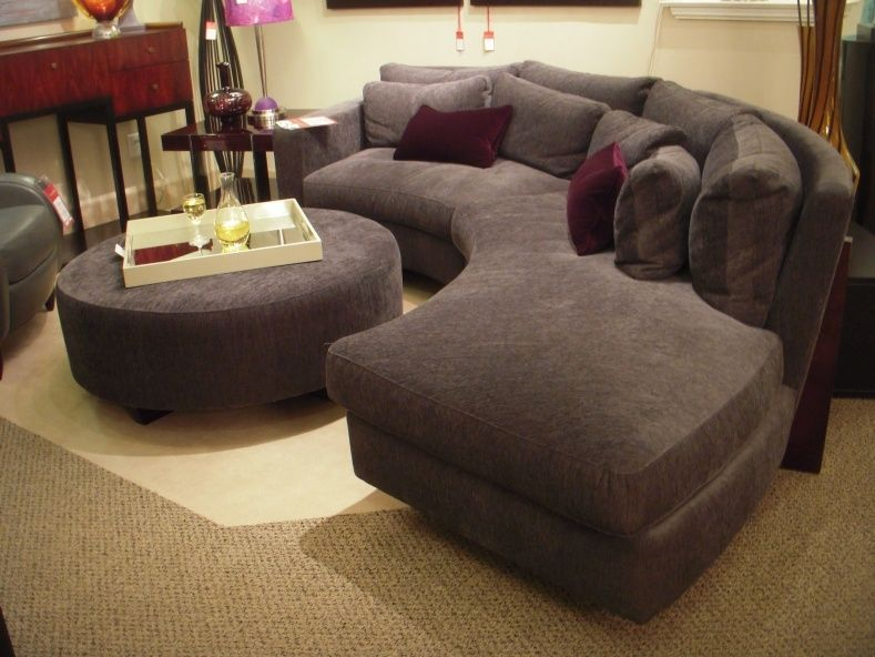 Unusual Shaped Sofas