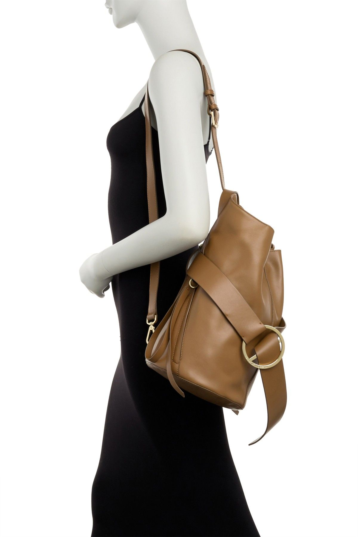 dd84ba3114 Medium Convertible Nappa Leather Shoulder Bag by Liebeskind Berlin on  @nordstrom_rack