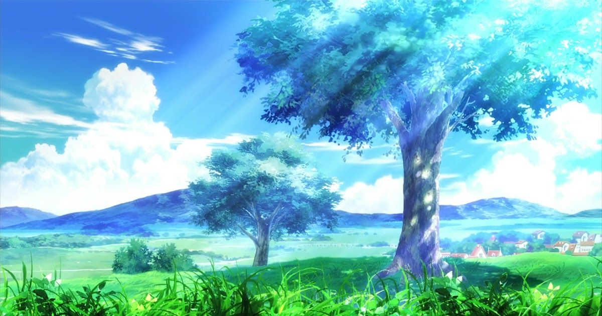 Pin By Nelson On Paisajes Imaguinarios In 2020 Anime Backgrounds Wallpapers Anime Scenery Wallpaper Landscape Wallpaper