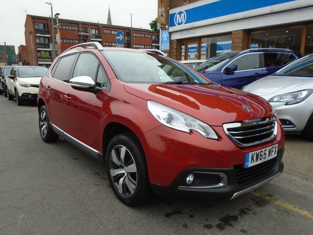 2016 65 Peugeot 2008 1.6 BLUE HDI S/S ALLURE £9,094