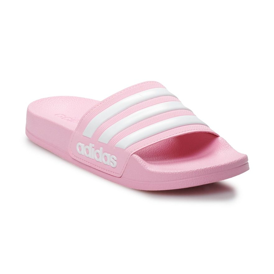 adidas Adilette Shower Girls' Slide Sandals in 2019