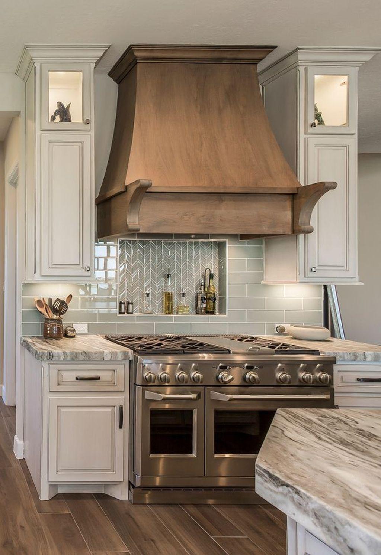 modern farmhouse kitchen design. Inspiring Modern Farmhouse Kitchen Backsplash Design Ideas 34