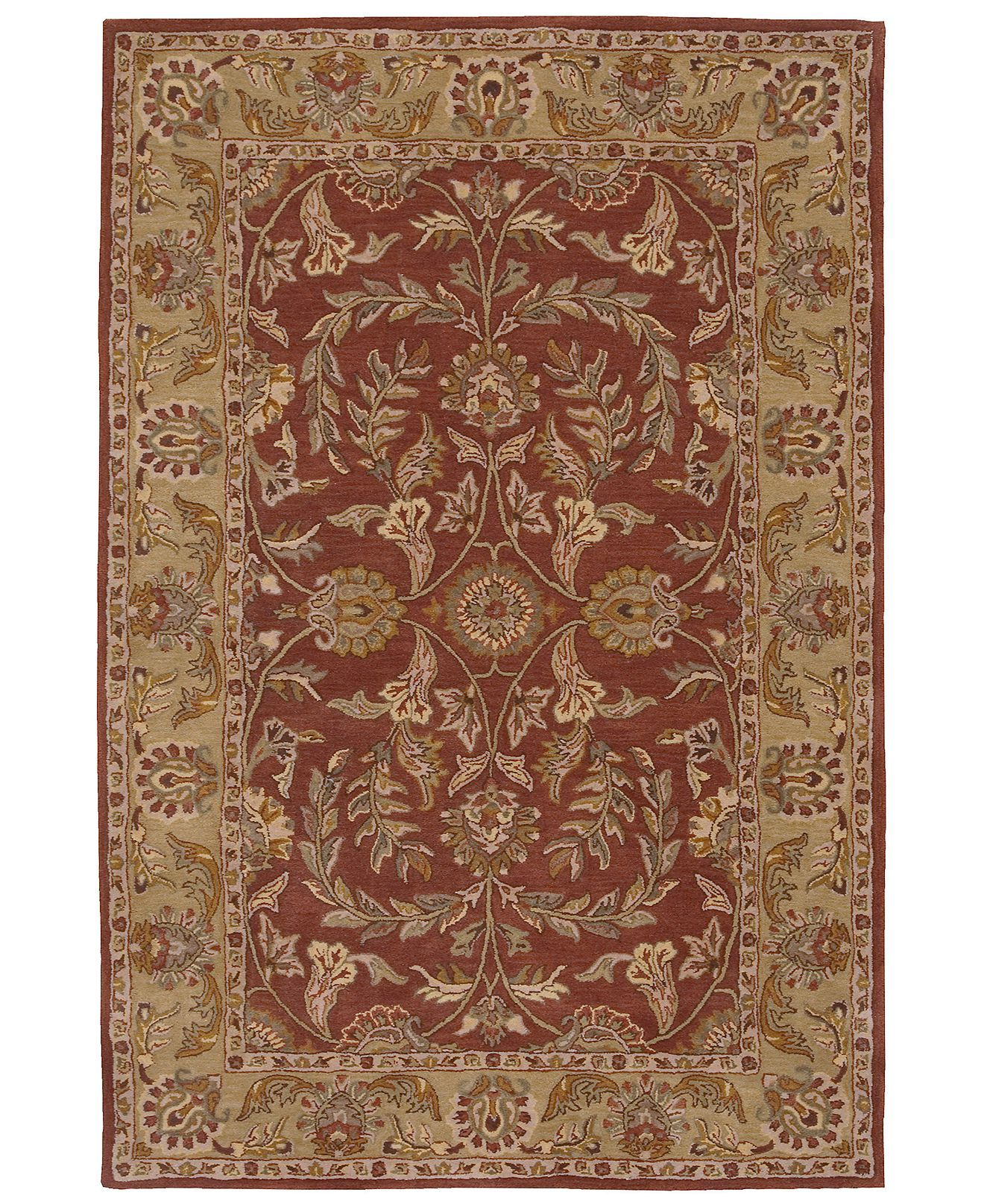 Manufacturer S Closeout Nourison Area Rug India House Ih58 Rust 8 X 10 6 8 X 10 Rugs Rugs Macy S India House Area Rugs Rugs Home inspired by india rug