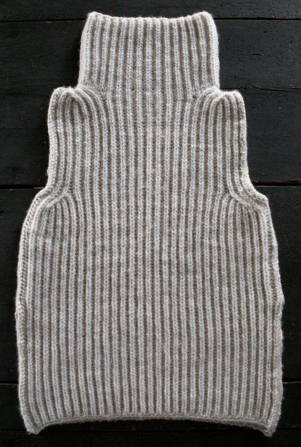 Photo of Brioche Vest