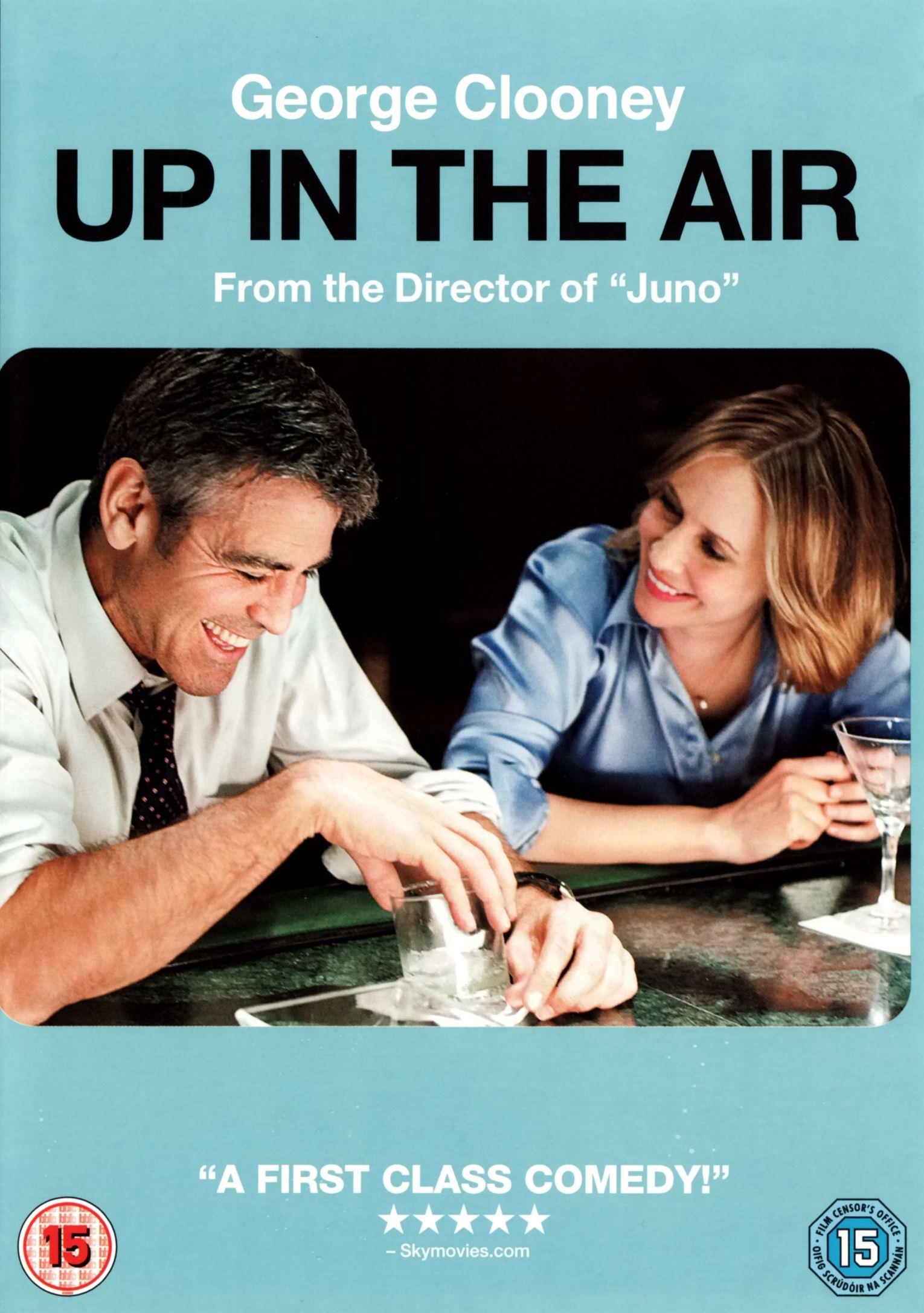 Up In The Air Videograbacion Peliculas Completas George Clooney Peliculas
