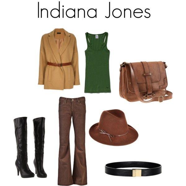 Indiana Jones inspired