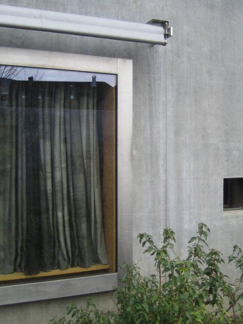 Zumthor Home Peter Zumthor Architektur, Haldenstein