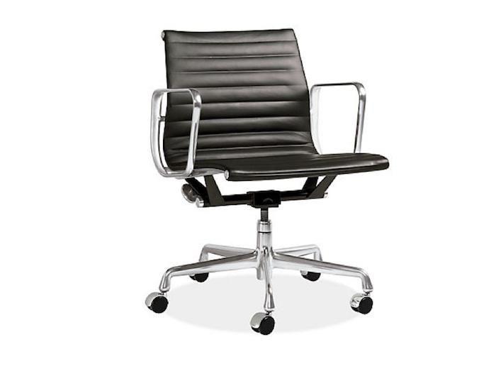 Marvelous Eames Aluminum Group Management Chair