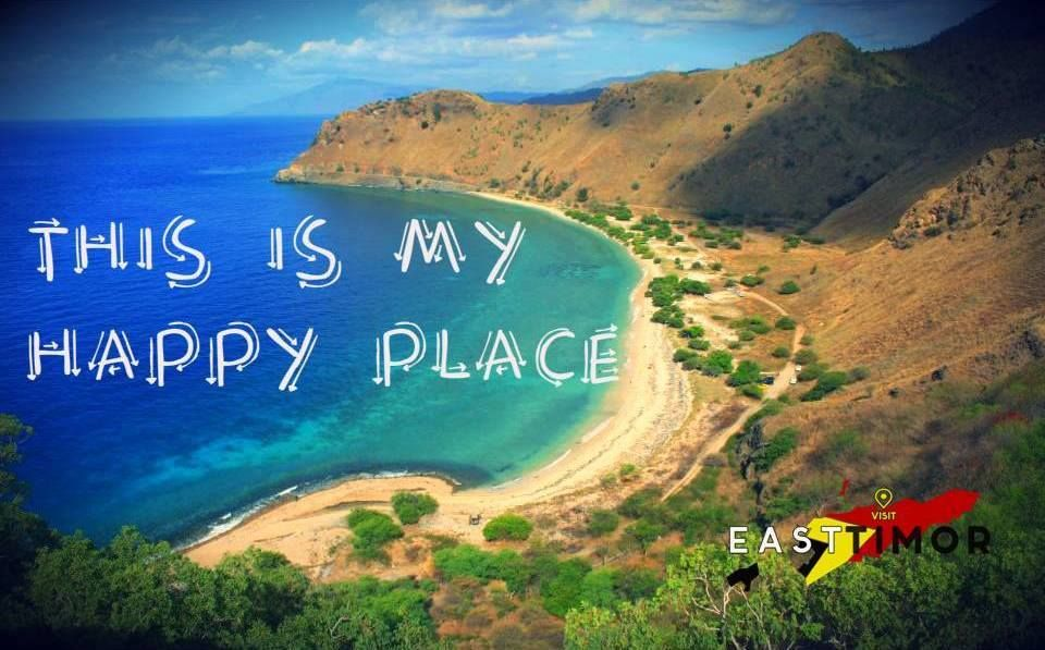 this is my happy place #Timor-Leste www.visiteasttimor.com