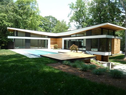 70s Style House Design Pictures Remodel Decor And Ideas Page 8 Houzz Com House Architecture Design Modern Exterior House Design Pictures