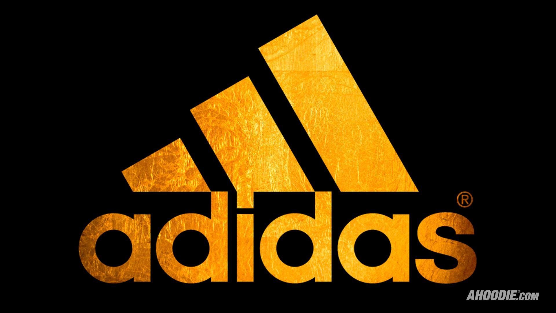 Adidas Logo Gold Pin by shimano (le tou...