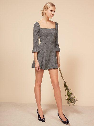 Julien Dress   Dresses, Necklines for dresses, Tumblr dress