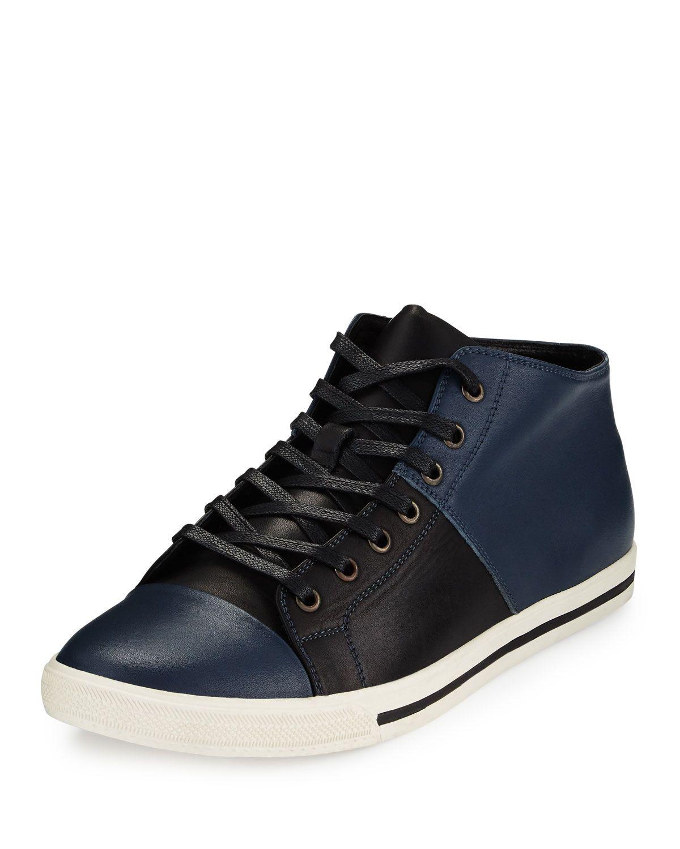 Sneaker High Call Leather Top Riper Navylast sdCrtQh