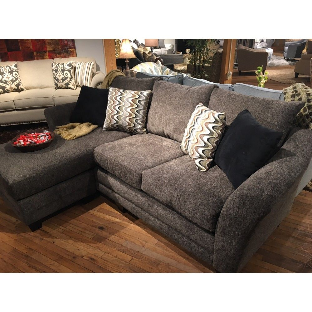 Awe Inspiring Fusion Furniture The 9720 Cornell Pewter Sofa Chaise Space Pdpeps Interior Chair Design Pdpepsorg