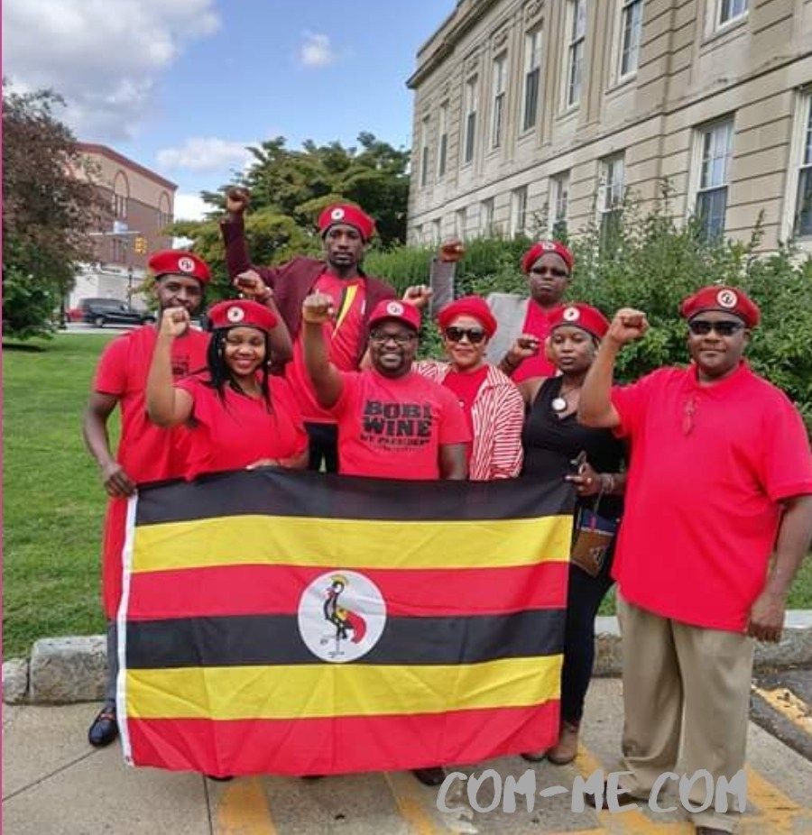 The People Power Movement Has Dominated The Biggest Number Of Ugandans In United States And South Africa Analysis Power To The People People Movement