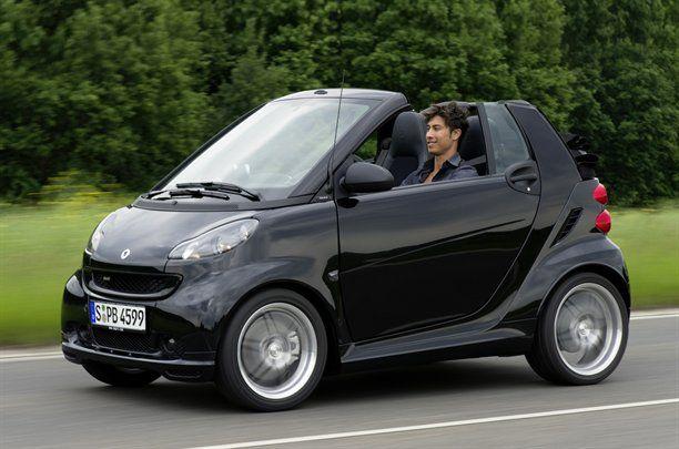 Smart Brabus Xclusive Smart Car Smart Brabus Smart Fortwo