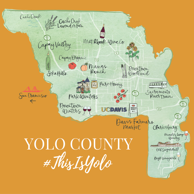 The Official Guide To Yolo County Plan Your Northern California