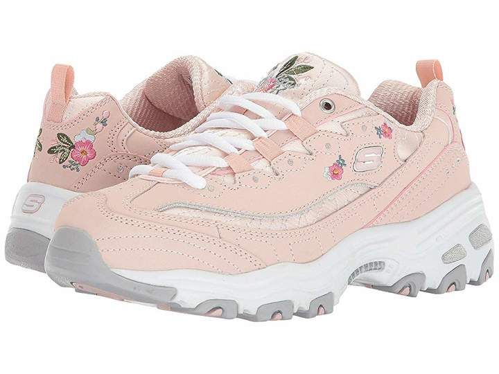 zapatos skechers mujer invierno blanco 90