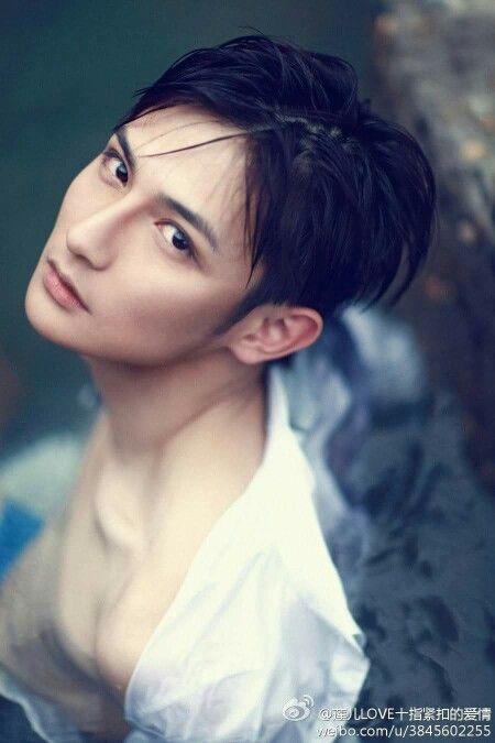 남자 얼굴 Hoang tint tuong