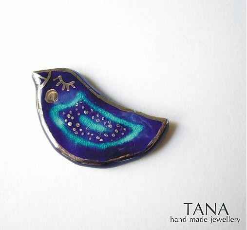 Tana / Tana šperky - keramika/platina, MIA
