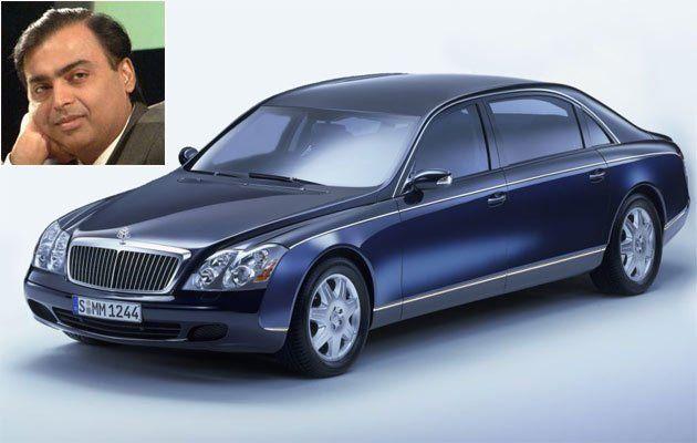 Reliance India Chairman Mukesh Ambani With A Net Worth Of 22 3