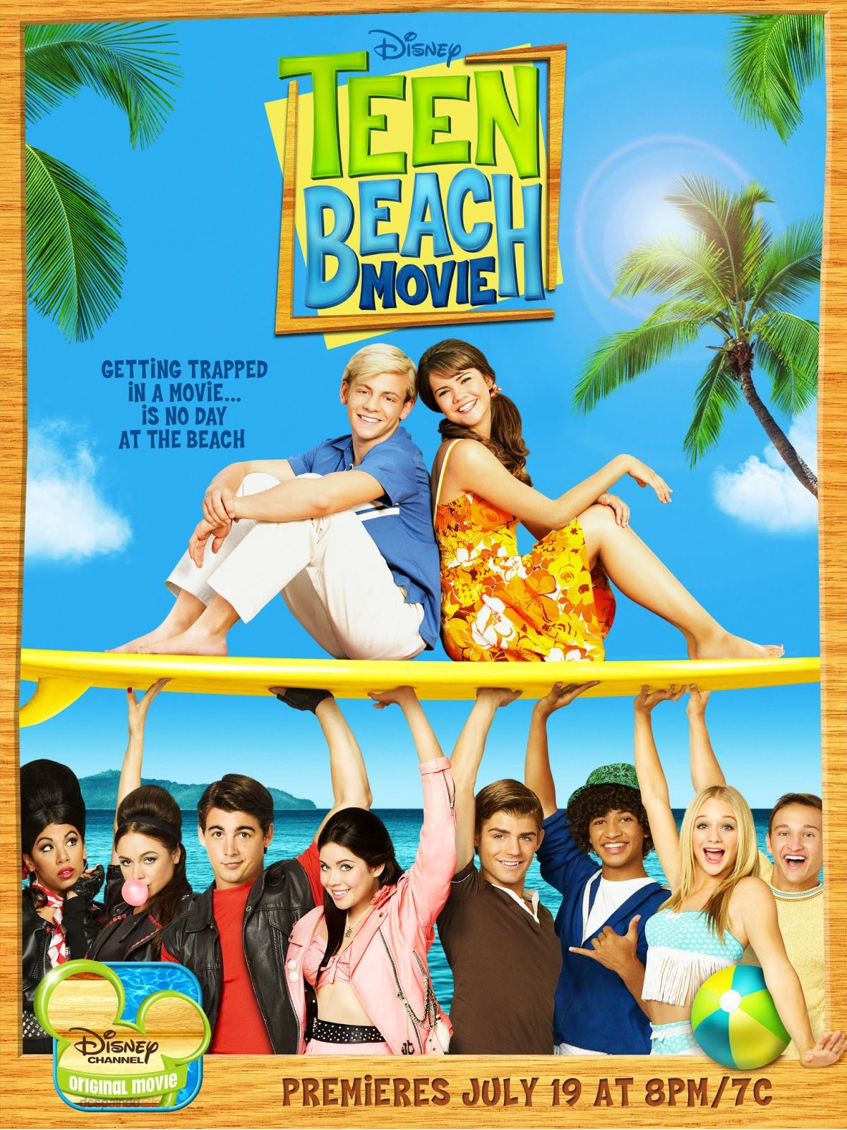 Teen Beach Movie | Nails... | Pinterest