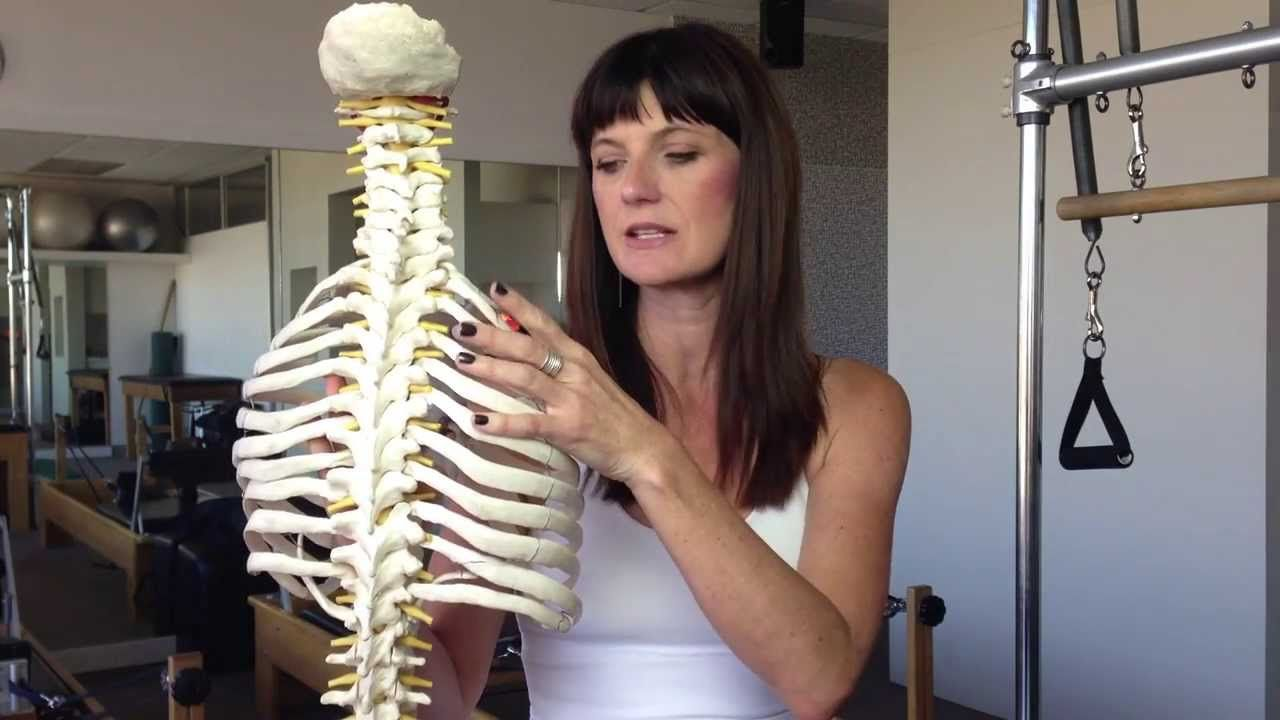 Understanding pilates breathing part 2 video in comments