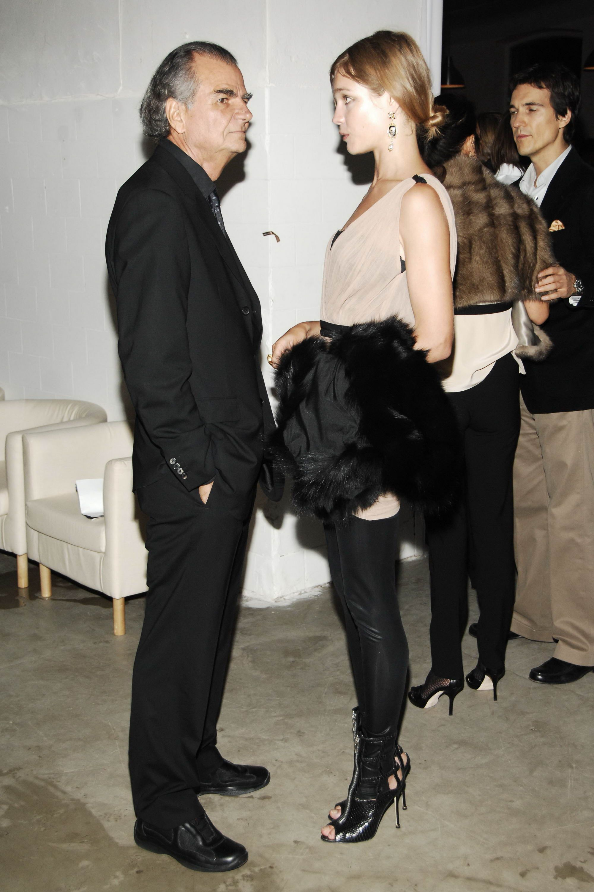 Gagosian Gallery Opening Party 2008