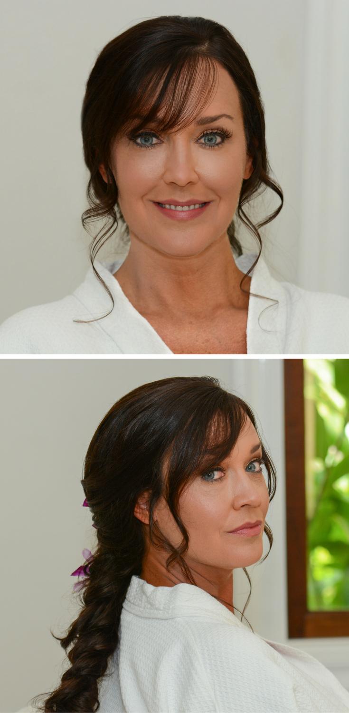 bridal makeup inspiration by red lane spa | sandals resorts