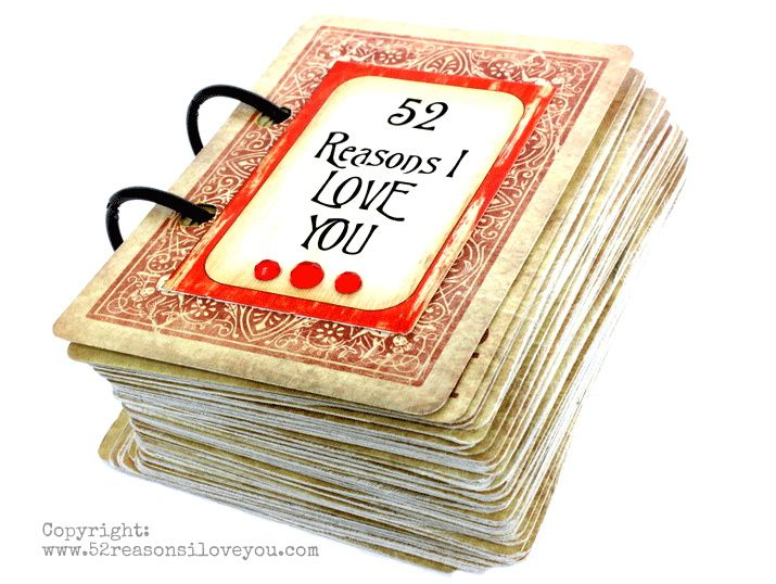 papervine: 52 reasons i love you cards tutorial now template is, Modern powerpoint