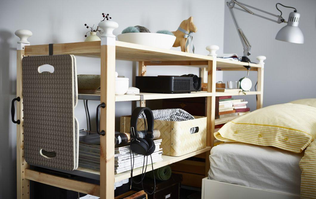 ivar 2 elem regale kiefer ivar regal ikea deutschland und jugendzimmer. Black Bedroom Furniture Sets. Home Design Ideas