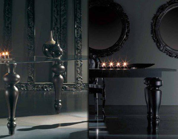 modern gothic interior design | interiorholic.com | design | pinterest - Einzimmerwohnung Einrichten Interieur Gothic Kultur