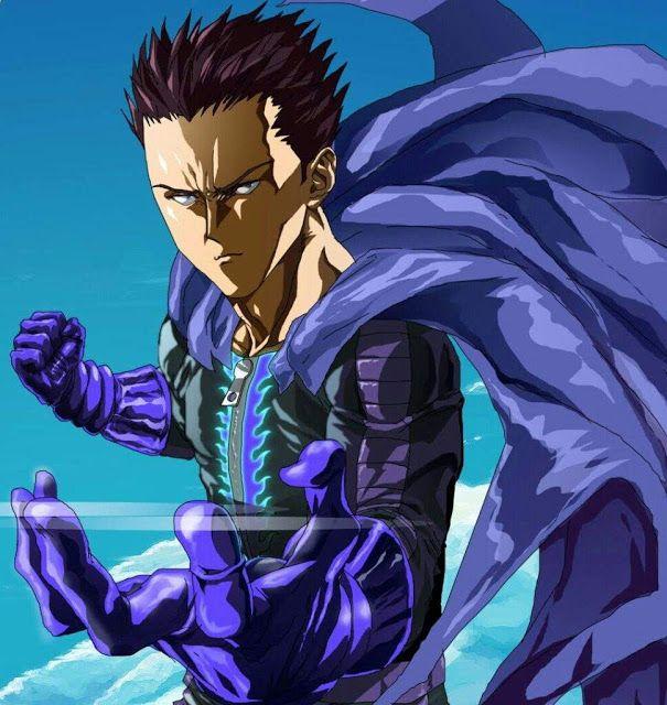 Profil Karakter Blast Di Anime One Punch Man Opm Profil Blast Opm ブ ラ ス ト Burasuto Blast Adalah Pahlawan Profesional S Class Rank 1 U Saitama Gambar Punch
