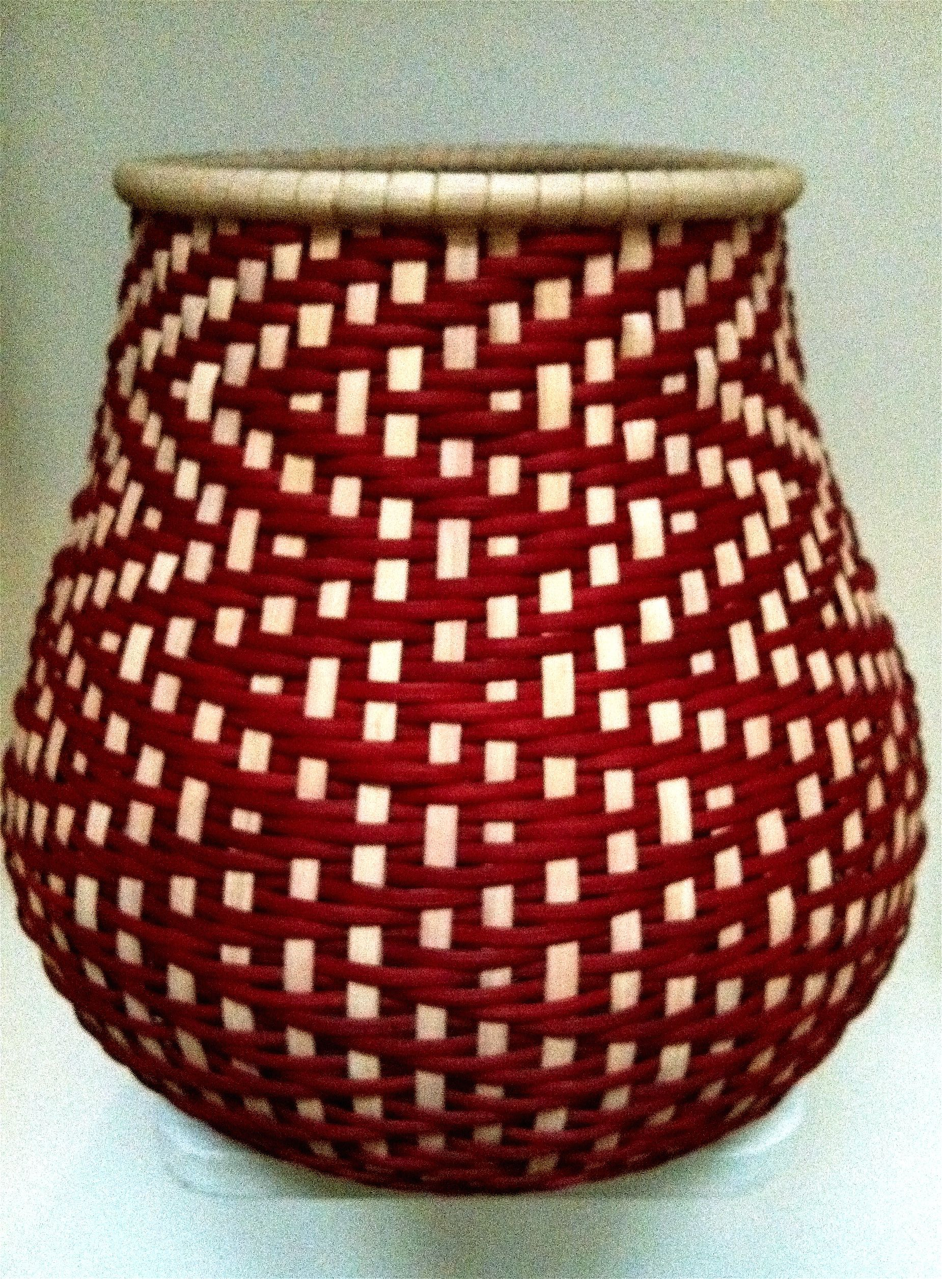 Nantucket Basket Weaving Patterns : Sularz serpentinetwill basket pinned from pinto for ipad