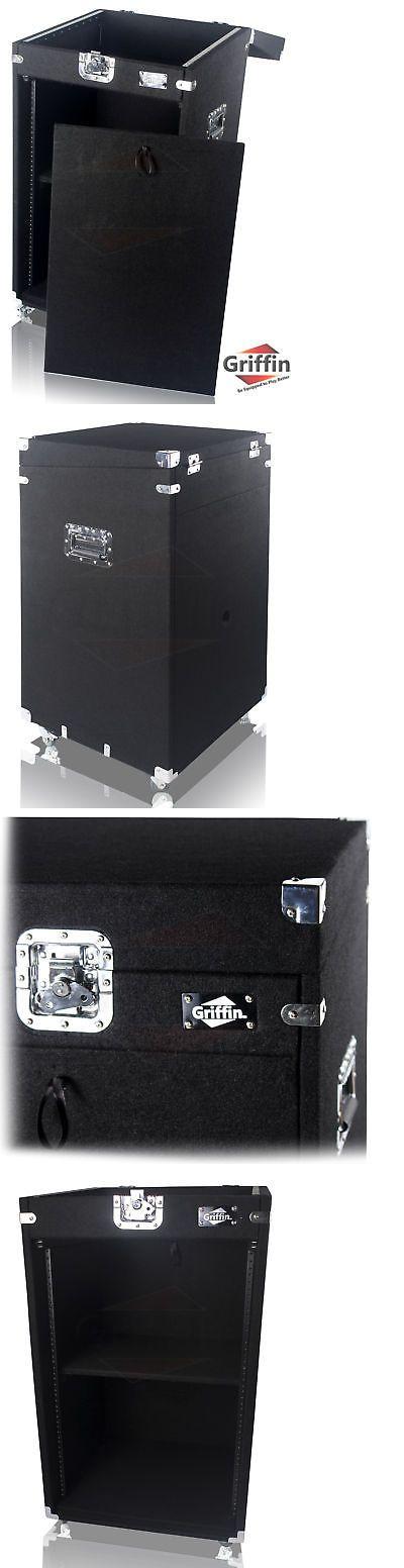 Rackmount Studio Mixer Road Case Dj Pa Flight Cabinet Stand Cart Equipment 25u Patch Panels Mixer Server Rack