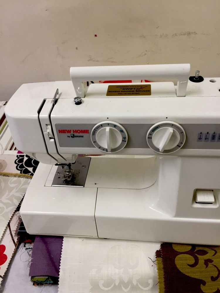 NEW HOME BY JANOME DOMESTIC SEWING MACHINE Domestic Sewing Awesome Domestic Sewing Machines
